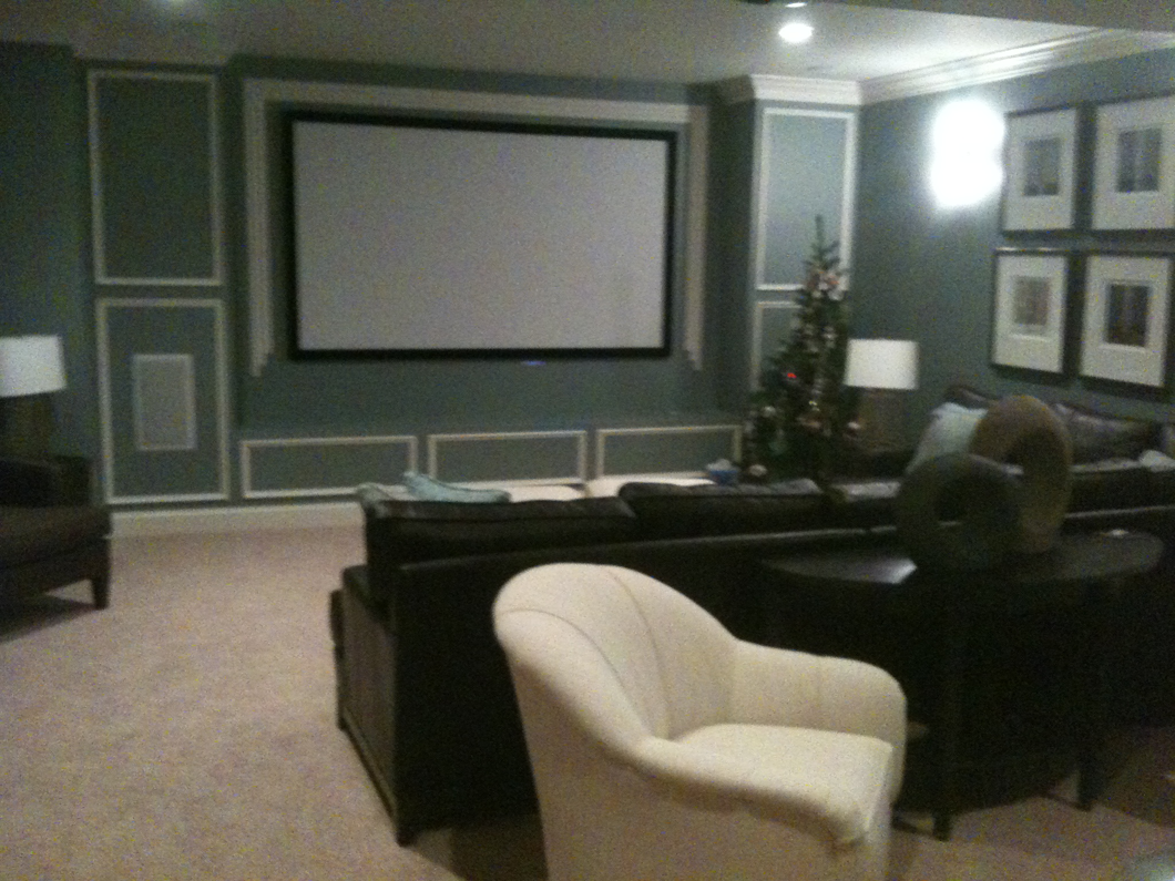 Completed Home Automation Theater Amp Video Projects